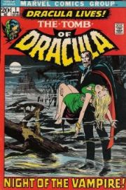 Tomb Of Dracula Comics (1972 Series)